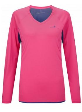 Ronhill Vizion Long Sleeve Tee Womens